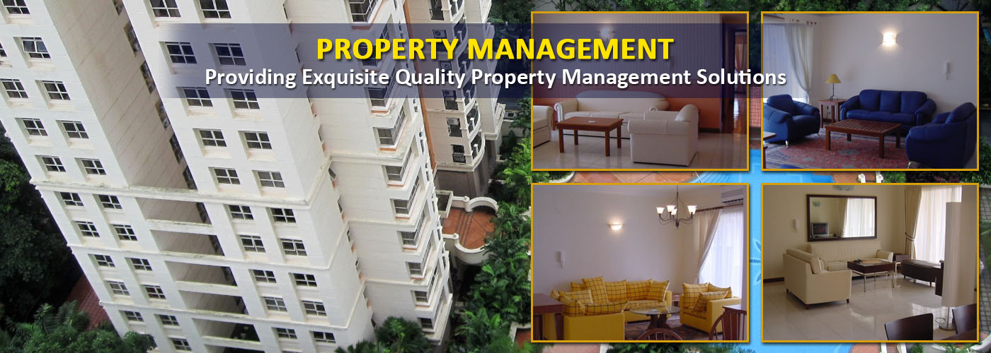 Property banner